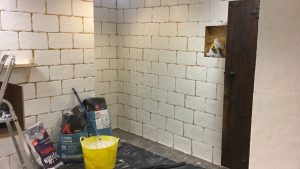 Creating the walls