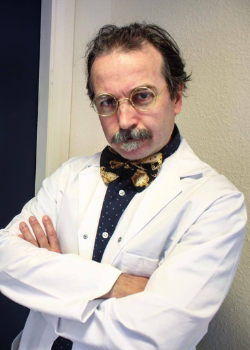 Professor Potch - Inventor of Time Travel