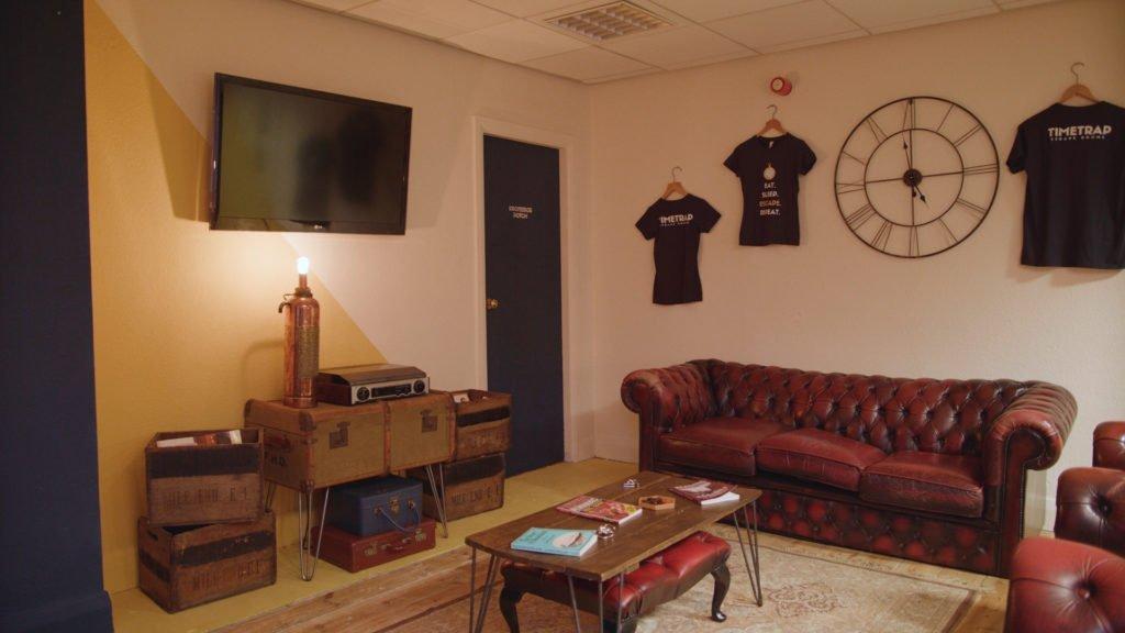 TimeTrap Briefing Room